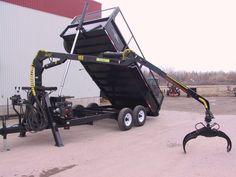 Cargo Trailer Camper, Cargo Trailers, Utility Trailer, Homemade Tools, Diy Tools, Dump Trailers, Peugeot 3008, Diy Pipe, Firewood