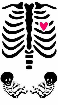 Krafty Nook: Maternity Skeleton Template - Maternity Shirts - Ideas of Maternity Shirts - Krafty Nook: Maternity Skeleton Template Baby Silhouette, Silhouette Images, Silhouette Portrait, Silhouette Design, Vinyl Crafts, Vinyl Projects, Paper Crafts, Krafty Nook, Skeleton Template