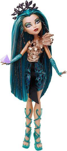 Monster High Doll Nefera De Nile Boo York City Schemes Daughter of Mummy Tortas Monster High, Monster High Art, Love Monster, Monster High Dolls, Barbie 80s, Barbie Stuff, Doll Stuff, Barbie Dolls, Ever After High