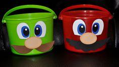 Super Mario Bros Inspired Birthday Party by BestParties on Etsy, $5.99