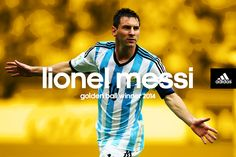 Congratulations to Lionel Messi on winning the golden ball for the best player of the tournament! Argentina only trailed for 7 minutes during the entire world cup, but unfortunately that was the final 7 minutes of the final, where even the mighty Messi could not help defeat Germany. #messi #Argentina #allin