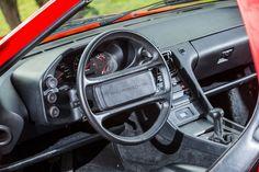 Porsche 928 GT, advanced design