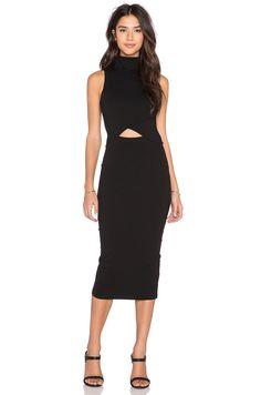 The Fifth Label White Light Dress in Black | REVOLVE