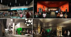 Interior Renderings for Barclays Center - by SHoP Architects
