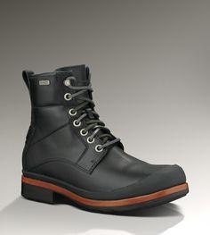 UGG® Howell Leather Workboot for Men | Waterproof Leather Boots for Men UGGAustralia.com