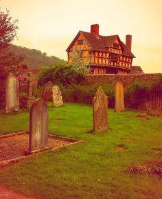 """GraveyardandGatehouse"" by LisaB73! Find more inspiring images at ViewBug - the world's most rewarding photo community. http://www.viewbug.com/photo/60526931"