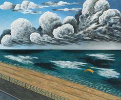 Scott Kahn : Paintings -- Changeable Weather