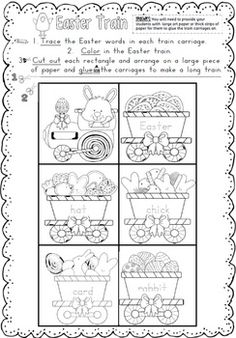 knuffle bunny too coloring pages | 15 Best Biglietti di Pasqua da Colorare e Stampare images ...