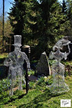 Shculptures for garden,Hanna Kontturi Buddha, Statue, Garden, Art, Art Background, Garten, Lawn And Garden, Kunst, Gardens