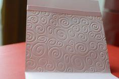 Delicatezza - Partecipazione nozze - Wedding invitation - dettagli: www.manuelabracco.com