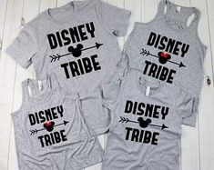 Check out our family disney shirts selection for the very best in unique or custom, handmade pieces from our shops. Family Vacation Shirts, Disney Vacation Shirts, Disney Shirts For Family, Shirts For Girls, Disney T Shirts, Disney Clothes For Girls, Family Tees, Family Family, Disney Vacations