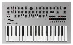 KORG MINILOGUE POLYPHONIC ANALOG SYNTHESIZER (Pre-Order)