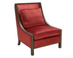 CANYON CHAIR RED PEPPER