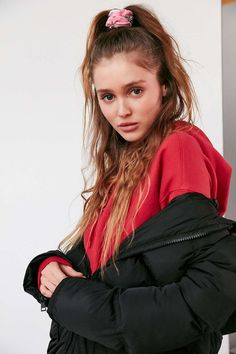 Mini Scrunchie Set - Urban Outfitters