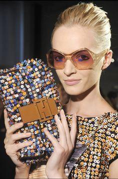 Sunglasses :-* (Fendi 2013)