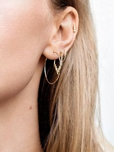 Wild cookie - Earrings