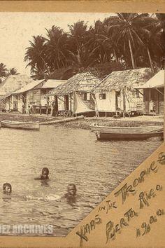 Puerto Rico, year 1900