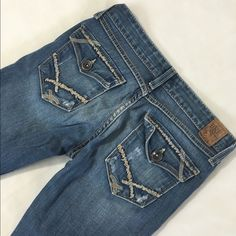 "BKE Madison stretch 26/33.5"" Like new BKE Jeans"