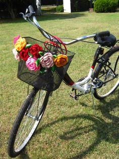 El blog de Lauri: Mi bici tuneada!
