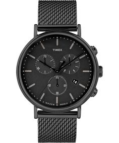 The Fairfield Chronograph | Timex Canada English | Wear It Well