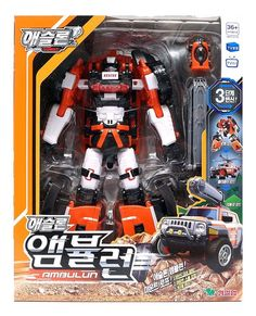 Tobot Athlon Ambulun Ambulancetransformer Transforming Robot Jeep Car Toy 2017 for sale online Weekend Crafts, Animation Character, Robot Action Figures, My Buddy, Nerf, Korea, Guns, Geek Stuff, Toy
