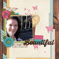 beautiful any which way - miss fish templates   beautiful - cathyk   http://store.gingerscraps.net/AnyWhichWayTemplate.html