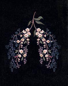 "somevelvetevenings: ""'Useless Magic' by Florence Welch "" Art And Illustration, Medical Art, Tatoo Art, Anatomy Art, Aesthetic Art, Skull Tattoos, Cute Wallpapers, Art Inspo, Iphone Wallpaper"