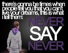 Said this at his concert <3