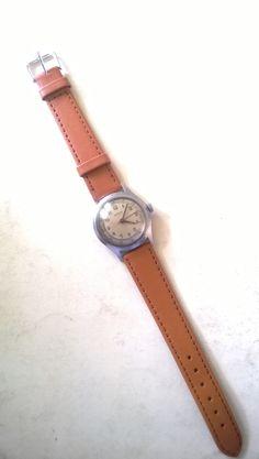 49f60385cc3 Harman handwind 1942 · Vintage WatchesAntique Watches