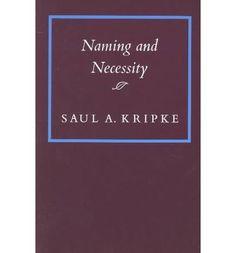 Kripke naming and necessity online dating