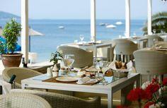 Restaurant Armyra @ http://www.eaglespalace.gr/