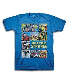 'Doctor Strange' Comic Strip Tee - Men's Regular