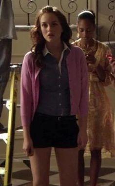 Blair Waldorf Fashion #gossipgirl