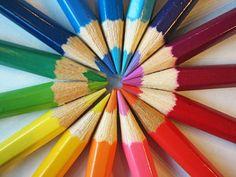 Colored pencils - pencils Wallpaper