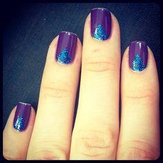 Chevron Nails! - Imgur