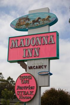 Definitely one of the er...more interesting places I've been to! The Madonna Inn SLO, CA