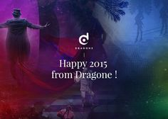 Happy 2015 from Dragone | CSS Website