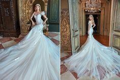 How to Feel Like a Queen in Galia Lahav Le Secret Royal Couture Wedding Dress Tony 1