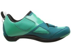 Pearl Izumi W Tri Fly V Women's Cycling Shoes Deep Lake/Gumdrop