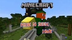Minecraft Hide N Seek Show 1- Crafting box TUFFED OUT Thats DNG AWSOME Hive ip server: HiveMc.eu