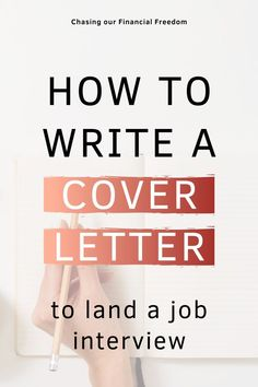 How to write a cover letter for job applications. Cover letter tips and cover letter examples to help you land a job interview. The Effective Pictures