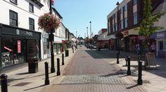 Ipswich Street (Stowmarket High Street)
