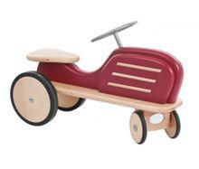 Wil je eens wat anders dan een loopfiets of loopauto, dan is dit een prachtig voertuig voor jou. Creëer je eigen boerenerf met deze geweldige retro looptractor. Boer zoek vrouw zou er jaloers op zijn!