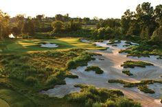 Harbor Shores, MI -- Home of the 2012 Senior PGA Championship