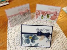 English Garden DSP from Stampin Up!