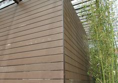 Wood Block Garden Walls,outside Decorative Wall Panels,cost Of Wood Plastic  Wall