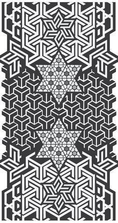 ideas for tattoo geometric art ideas - tattoo. - ideas for tattoo geometric art ideas – tattoo. Geometric Sleeve Tattoo, Tattoos Geometric, Geometric Tattoo Design, Islamic Geometric Tattoo, Geometric Patterns, Geometric Designs, Leg Tattoos, Body Art Tattoos, Sleeve Tattoos