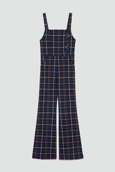 Beauty Tips, Celebrity Style and Fashion Advice from InStyle Long Overalls, Dungarees, Primark, Burgundy Pants, Edgy Chic, Zara New, Womens Workout Outfits, Jumpsuits For Women, Fashion Advice