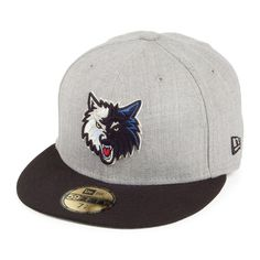 New Era Heather Pop NBA Minnesota Timberwolves
