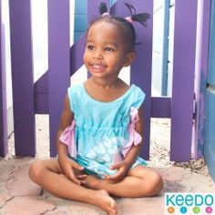 Keedo, a trusted and proudly South African brand, blends imagination, comfort and style to create functional and fashionable designer clothes for kids worldwide. Two Girls, Growing Flowers, Spring Collection, Pretty Flowers, Summer 2015, Baby Kids, Kids Outfits, African, Style